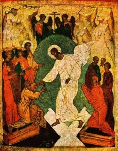 Icon of the Resurrection