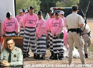 pink sheriff